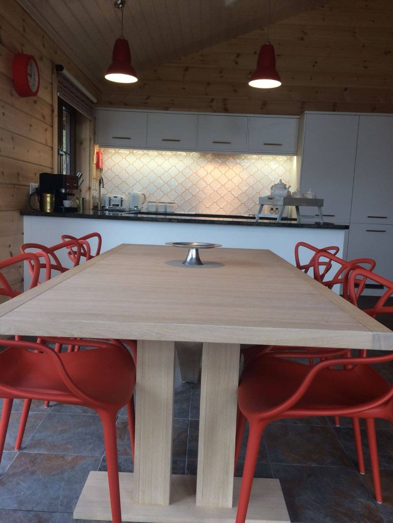Swaledale open plan kitchen and diner