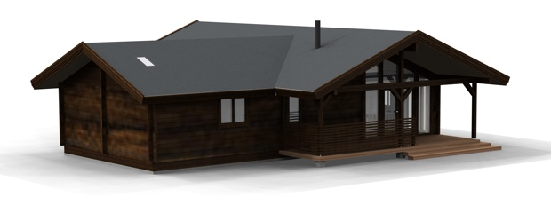 New Log Cabin 11