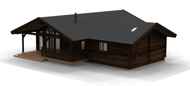 Floor plans for new lodges