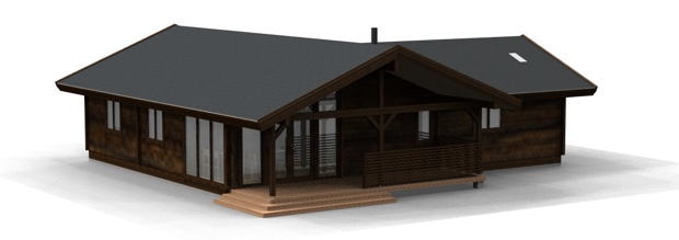 New Log Cabin 5
